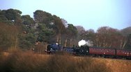 Stock Video Footage of Steam engine