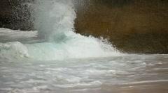 Ocean waves. Stock Footage