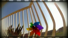 windmill1 - stock footage