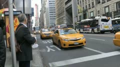 Ambulance in NYC Stock Footage