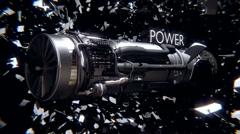 Simplicity - Power (HD) - stock footage