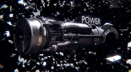 Simplicity - Power (HD) Stock Footage