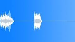 2 sfx - scifi zappy noises Sound Effect