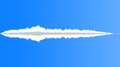 ufo engines - slow descent - sound effect