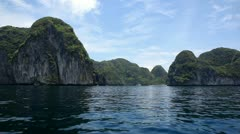 Phi Phi Islands, Thailand. Stock Footage
