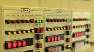 Production, control room Stock Footage