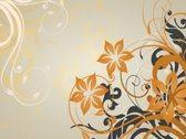 Elegant Blooms Flourish Backgrounds 02 Stock Footage