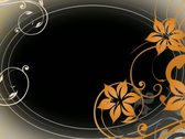 Elegant Blooms Flourish Overlay Stock Footage