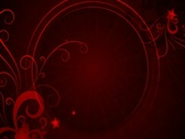Red Evolution Background 02 Stock Footage