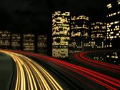 Night Moves Background Begin Stock Footage