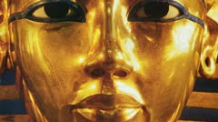 Tutankhamun. Stock Footage