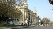 Grand Palais Stock Footage