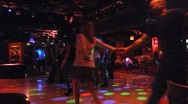 Stock Video Footage of People Dancing at Nightclub
