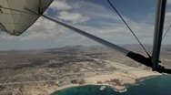Stock Video Footage of los cabos mexico air shoot coastline