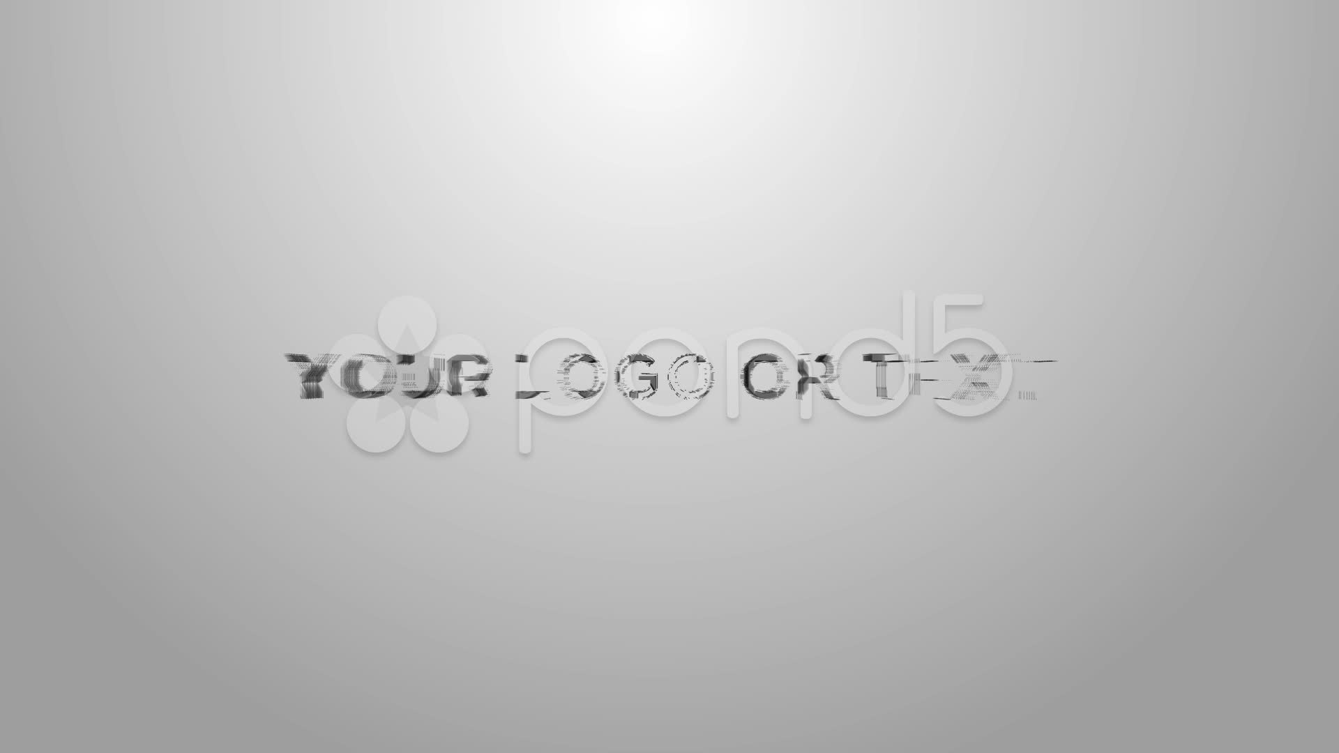 After Effects Project - Pond5 3D Logo Template Light No Plugins 10873377