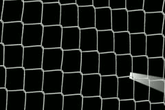 Soccer Goal Widescreen Stock Footage