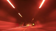 Driving Timelapse Night 39 VJ Loop Hallucinegenic Effects  Stock Footage