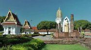 Thailand Phitsanulok Stock Footage