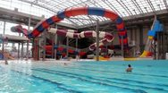 Aquapark Stock Footage