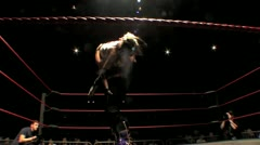 Women's Wrestling - Bodyslam HD Stock Footage