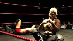 Women's Wrestling - Suplex HD - stock footage