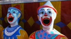 carnival game - stock footage