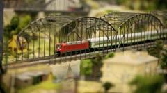 Passenger Train Stock Footage