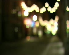 Stockholm by Night Stock Footage
