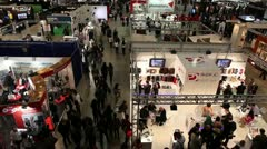 Photoshow, Rome 2012 Stock Footage