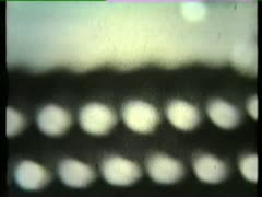 Super 8 film fx abstract Stock Footage