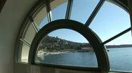 Monte Carlo Bay Hotel interior Stock Footage