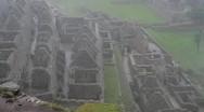 Stock Video Footage of Machu Picchu