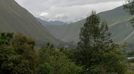 Stock Video Footage of The Sacred Valley, Peru