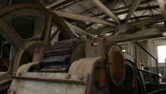Fairbanks Dredge Number 10 - stock footage