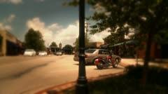 Downtown Overland Park Kansas 2 - stock footage