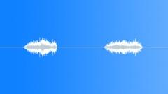 PBFX Monster growl snarl small creature x2 03 Sound Effect