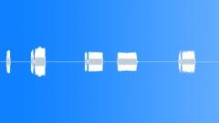 PBFX Police Car Horn 01 Sound Effect