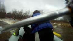Rafting Stock Footage