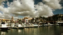 Harbour cabo san lucas baja california sur mexico Stock Footage