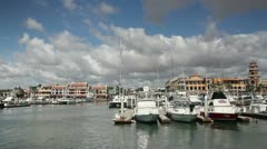 Cabo port07 Stock Footage