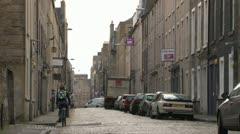 Edinburgh New Town Stock Footage