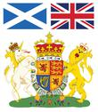 Stock Illustration of scotland emblem