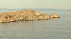Baikal lake Stock Footage