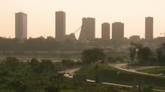 Abidjan - stock footage