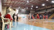 Stock Video Footage of Basketball match