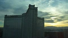 Monte Carlo Las Vegas Time Lapse 1 Stock Footage