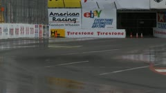 ALMS Toyota Grand Prix of Long Beach Street Circuit 2012 - 50 - stock footage