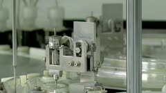 Laboratory Close- Up Stock Footage