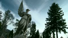 Angel Stock Footage
