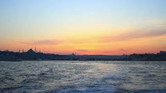 Good by Istanbul Stock Footage